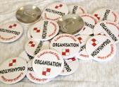 Badges comité des fêtes de Combourg